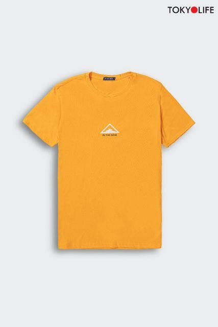 Áo T-Shirt Nam cổ tròn E7TSH009I