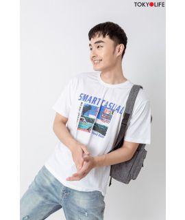 Áo T-Shirt Nam E7TSH052G